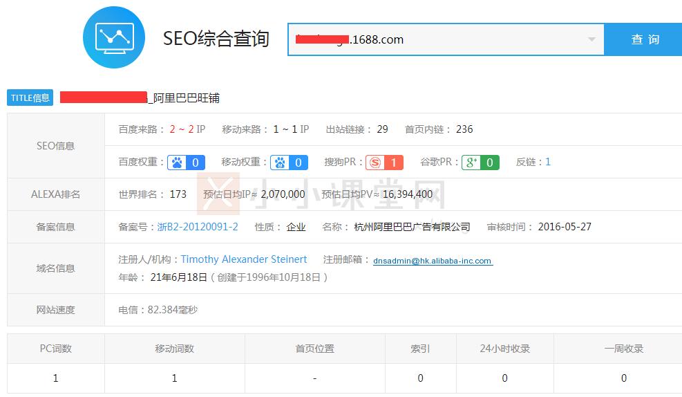 b2b推广平台企业店铺首页权重